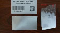 Soğan Kabuğu (Güvenlik) Etiketi