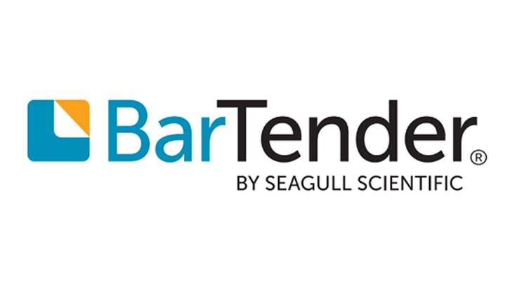 BarTender Etiket Oluşturma Görselleri
